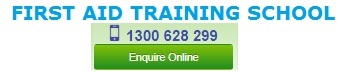 First Aid Training School - HOTLINE : 1300 628 299